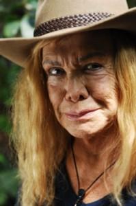 Bald in Berlin auf der Bühne: Dschungel-Königin Ingrid van Bergen. Foto: RTL/Stefan Menne