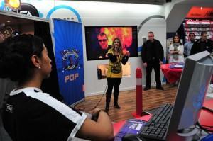 Deutschland singt Online: Beim neuen Karaoke-Spiel ist Susan Sideropoulos in der Jury. <small>Foto: C. Holowaty</small>