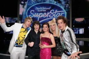 Deutschland sucht den Superstar: Beschimpfte und Belobigte. Foto: Stefan Gregorowius / RTL.