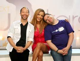 DJ Bobo, Verona Pooth und Elton sind die Juroren für Germany´s Next Showstars. Foto: ProSieben/Ralf Jürgens.