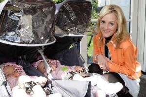 Sicherheitsmaßnahmen für die Babys: Dr. Katja Kessler ist Expertin bei Erwachsen auf Probe. Foto: RTL.
