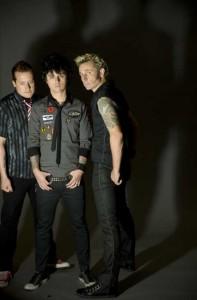 Green Day: Mit 21st Century Breakdown erstmals von 0 auf 1 in den Album-Charts. Foto: Warner Music.