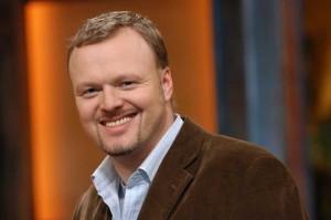 Wurde von Daniel Schuhmacher versetzt: TV-Total-Moderator Stefan Raab. Foto: ProSieben / Willi Weber