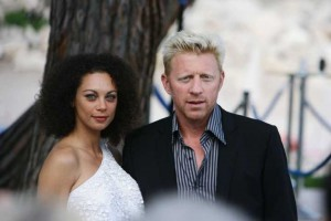 Lilly Kerssenberg und Boris Becker heiraten mit großem Aufwand in St. Moritz. Foto: Lukas Gorys / RTL.