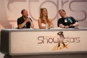 Germany´s Next Showstars: DJ Bobo, Verona pooth und Elton suchen Show-Talente. Foto: ProSieben/Ralf Jürgens