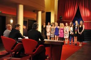 Mission Hollywood: Die Gewinnerin des Castings darf beim Nachfolger des Kinohits Twilight mitspielen. Foto: RTL / Stefan Erhard